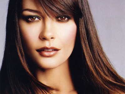 catherine zeta jones. For me, she is just incredibly