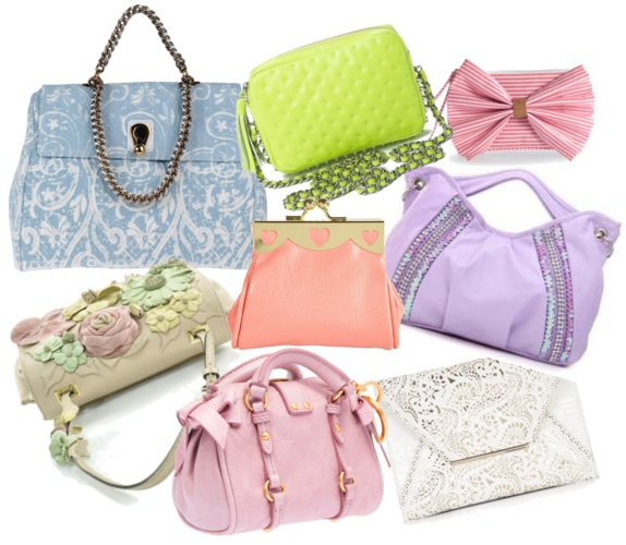 94f3e980ed11 I wanted to showcase spring's freshest handbags ...